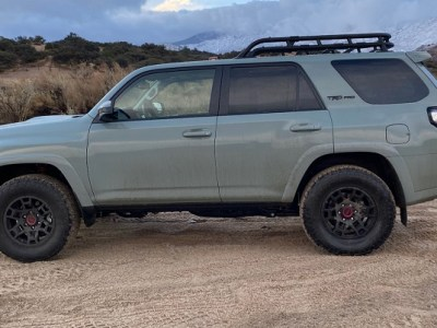 2022 Toyota 4Runner review