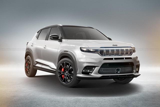 2022 Jeep Baby SUV