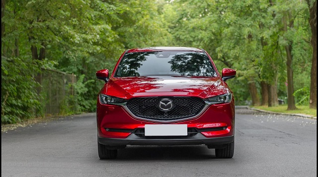 2022 Mazda CX-50 front view