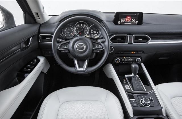 2022 Mazda CX-50 interior