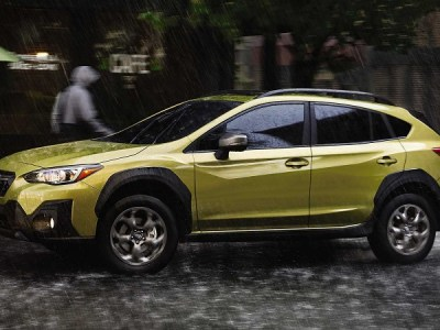 2022 Subaru Crosstrek Sport featured