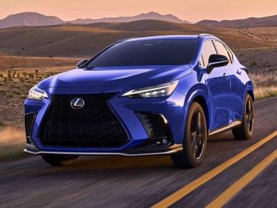 2022 Lexus NX Featured