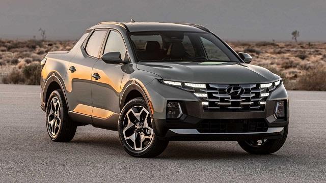 2022 Hyundai Santa Cruz N Render