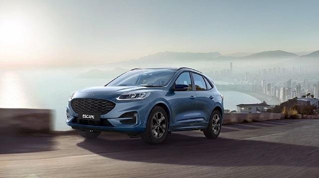 2023 Ford Escape Hybrid
