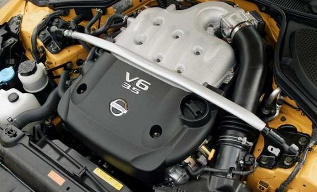 2023 Nissan Murano Engine