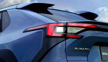 2023 Subaru Solterra