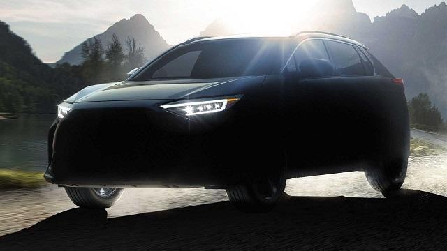 2023 Subaru Solterra Electric SUV