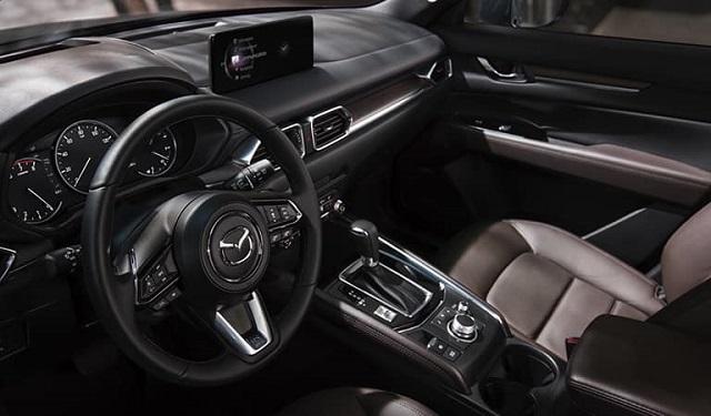 2023 Mazda CX-5 Interior