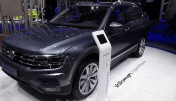 2020 VW Tiguan: Design, Specs, Price >> 2020 Vw Tiguan Allspace New Design Specs Release Date And Price