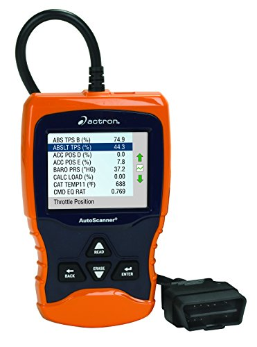Actron Autoscanner Trilingual OBDII Scan Tool