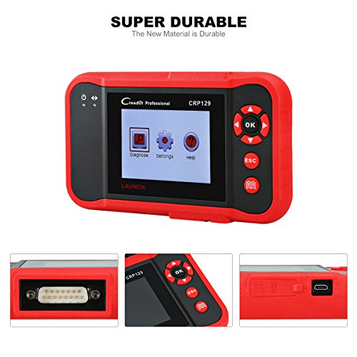 Launch diagnostic scanner and Autel scan tools