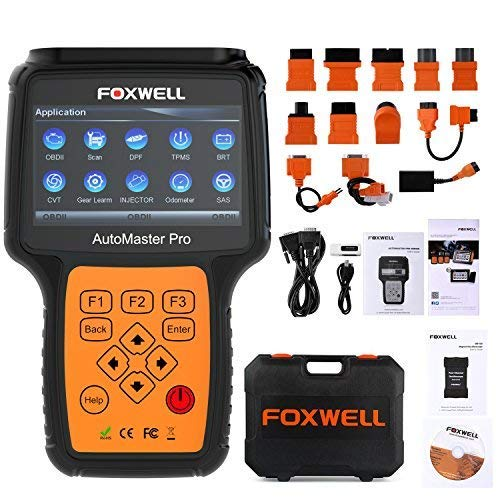Foxwell NT644 Review