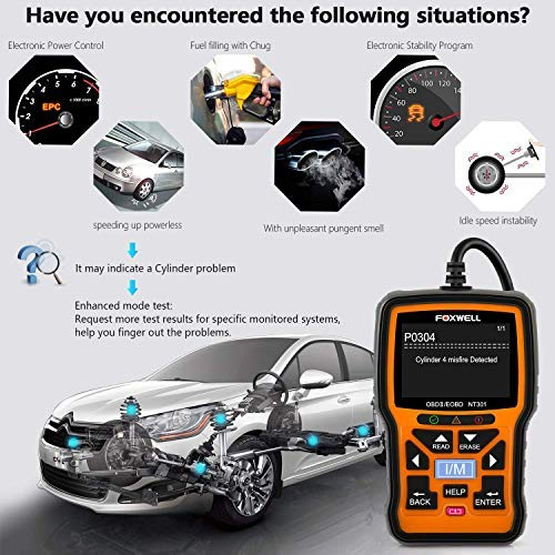 OBDII Diagnostic Code Reader