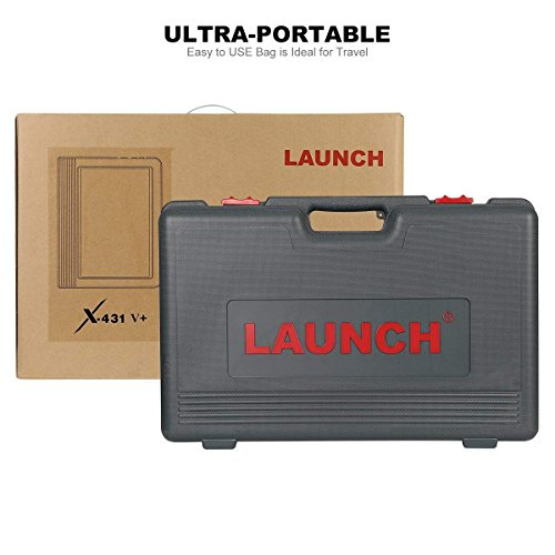 Launch X431 V+ Diagnostic scan tool
