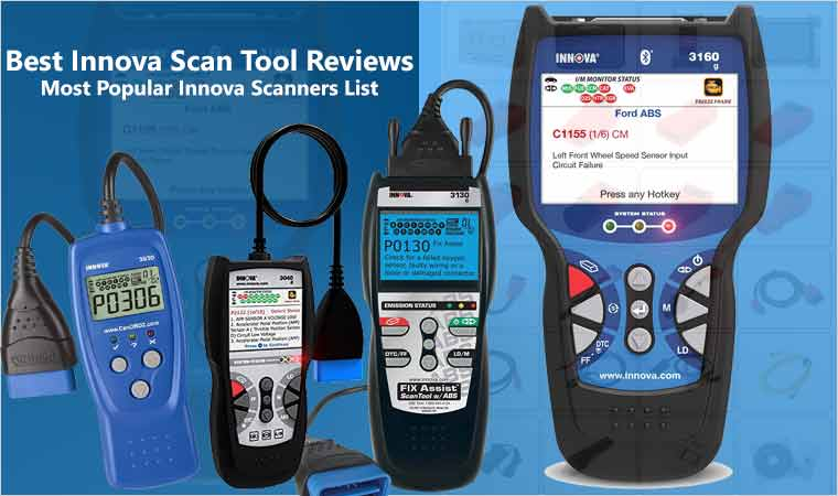 Best Innova Scan Tool Reviews