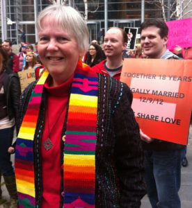 Rev. Dee Eisenhauer plans again this year to attend and jointly read the Preamble with Rev. ten Hove