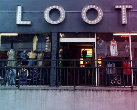 loot shop front