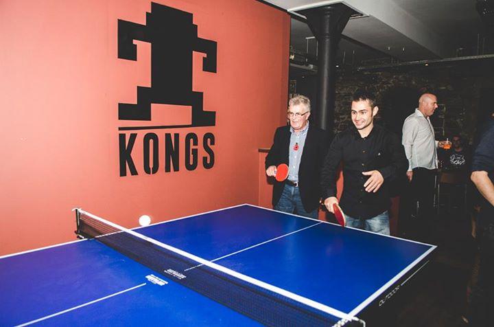 Kongs Table Tennis Bristol