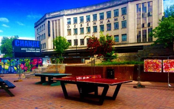 Bear Pit Table Tennis