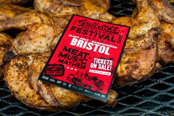 grill stock bristol festival