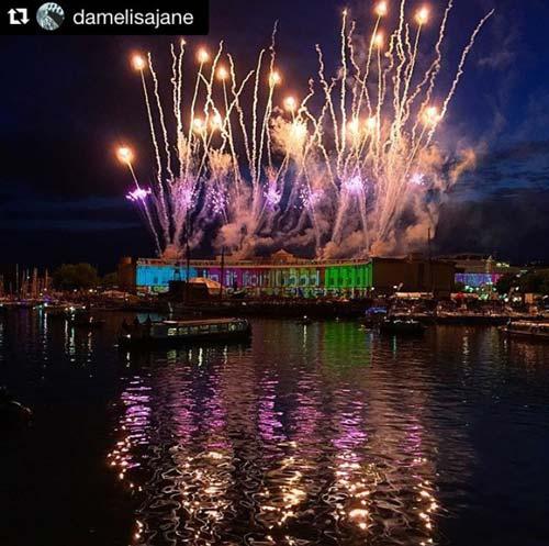 Harboursfest Fireworks