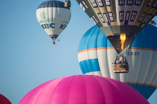 balloons fire