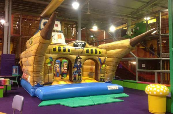 Jump Soft Play Bristol