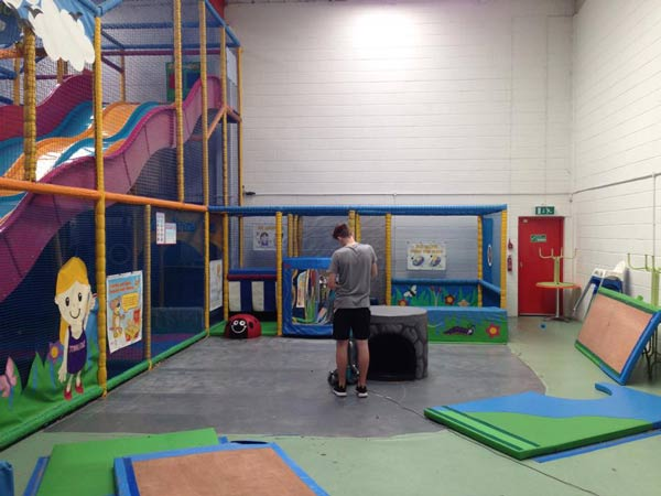 The Play Port soft play in Knowle