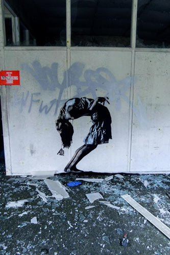 barrow gurney hospital grafitti