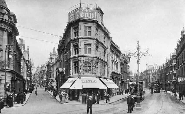 Baldwin street tram