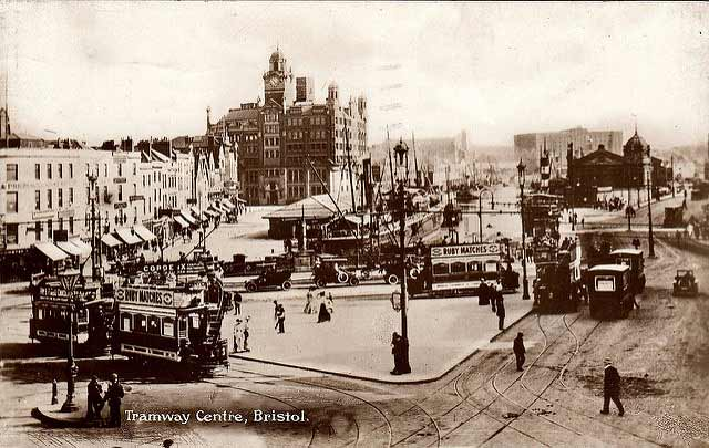 bristol centre 1800S
