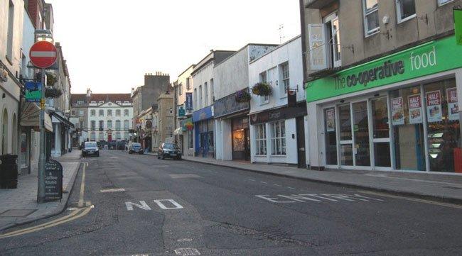 deserted clifton village