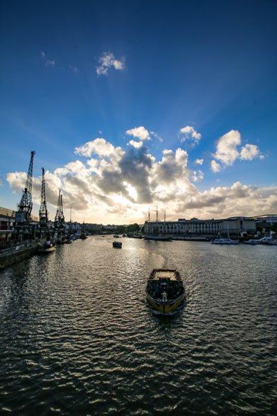 Harbourside Rays