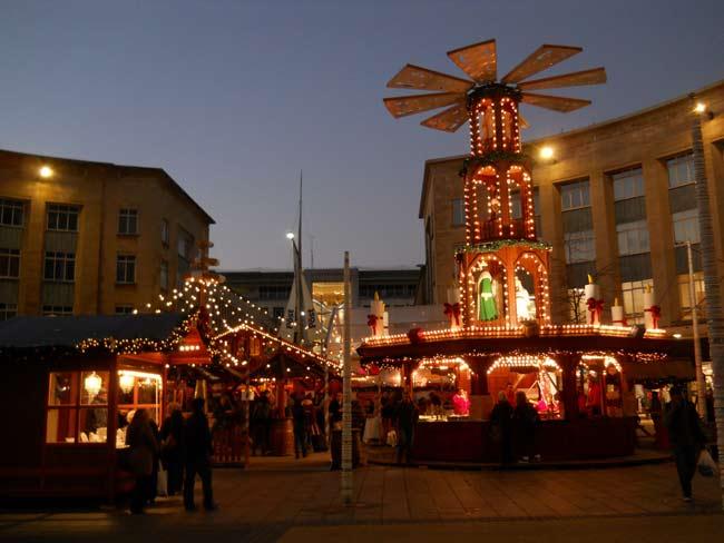german christmas market bristol