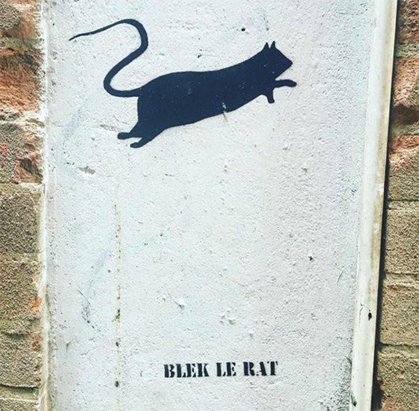blek la rat