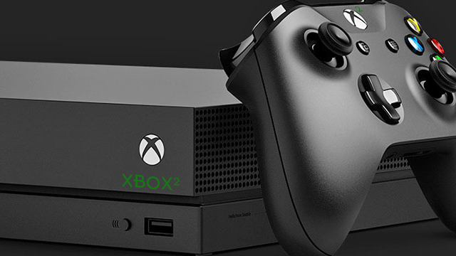 What Will Microsoft Offer With Futuristic Xbox Two