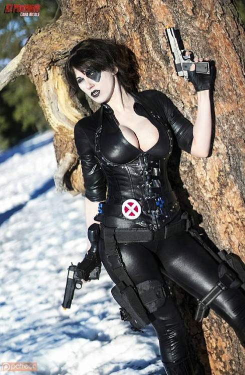 Domino Solid Cosplay