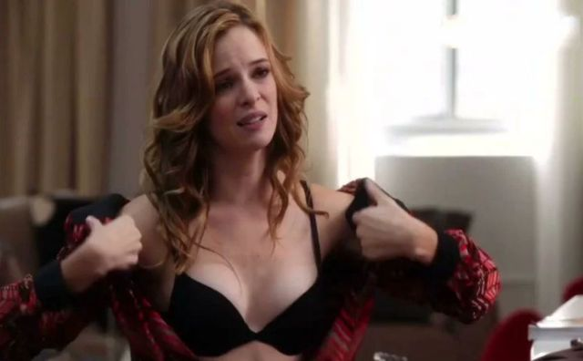 Danielle Panabaker Hottie Look