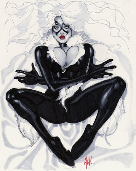 Black Cat Sexy Pictures