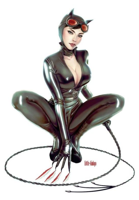 Catwoman hot