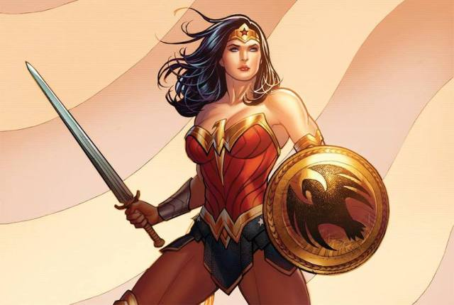 Wonder Woman Amazing