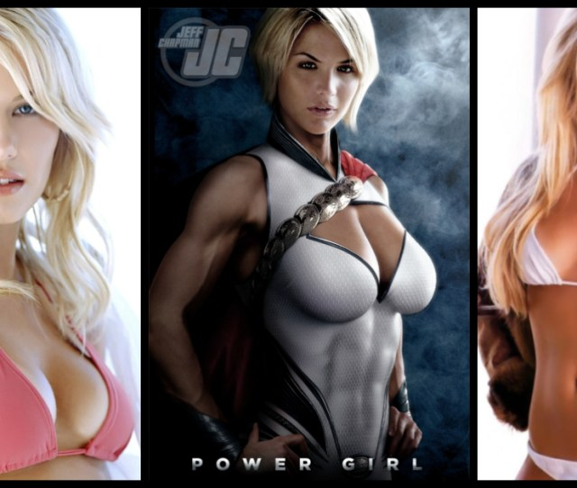 24 Hot Pictures Of Elisha Cuthbert Who Could Be The Perfect Choice For Power Girl In Dc Movies