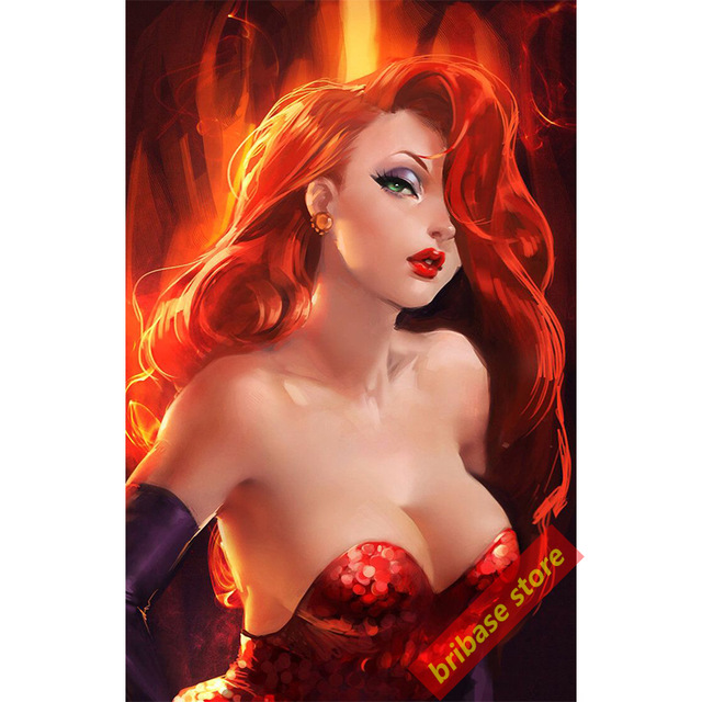 Jessica Rabbit Sexy Pictures