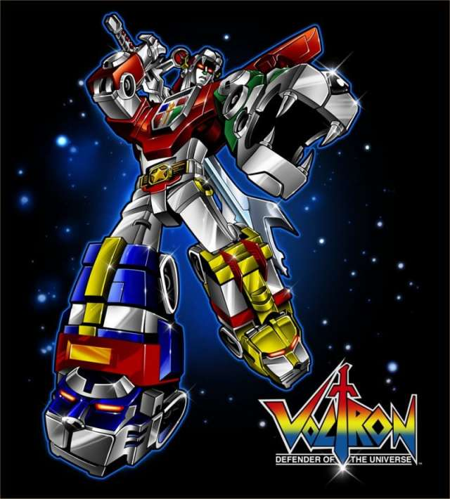 Voltron Movie