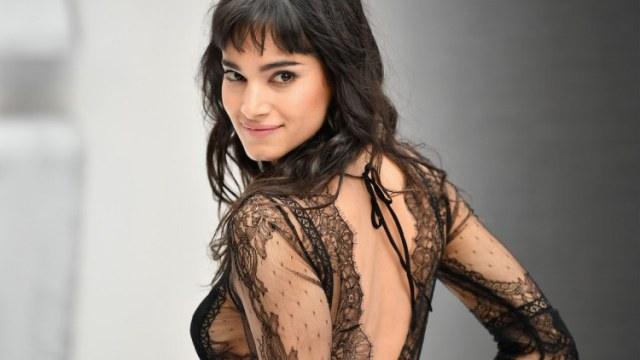 Sofia Boutella Smile