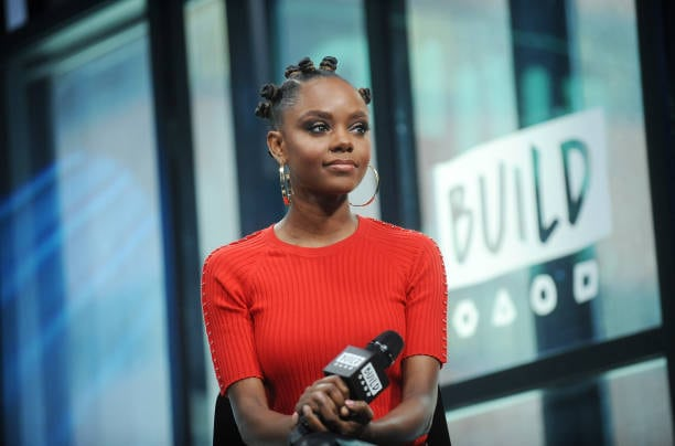 Ashleigh Murray Hot Pictures