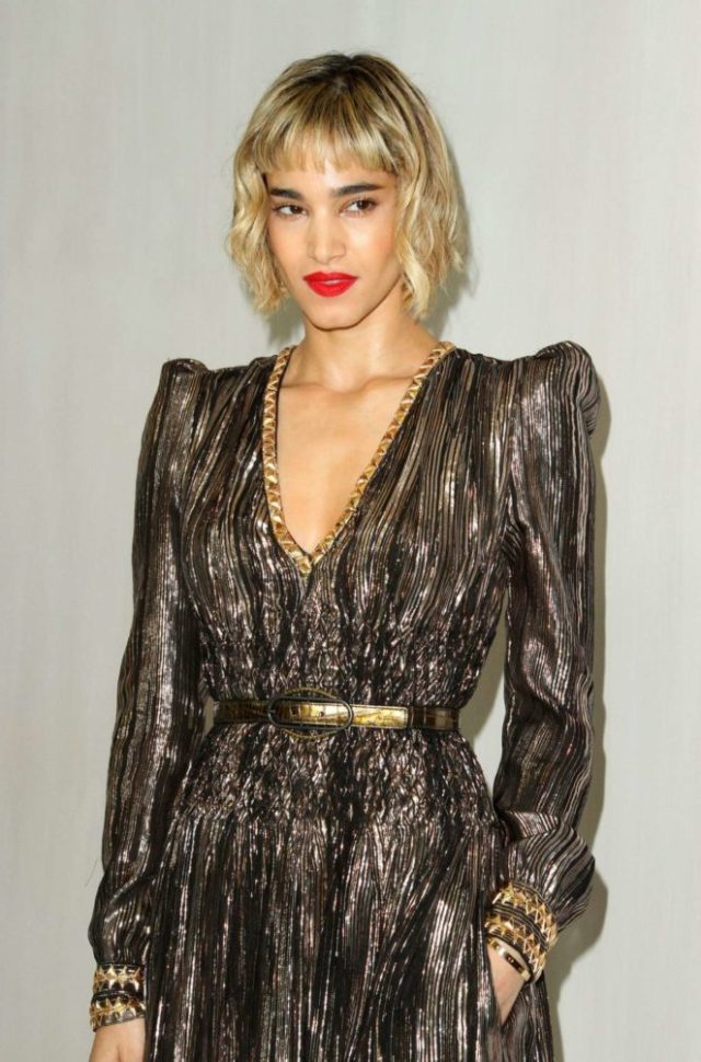 Sofia Boutella New Look
