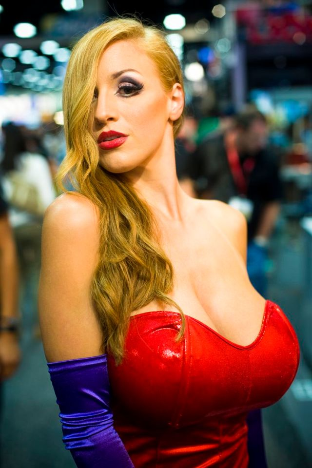 Jessica Rabbit Photoshot