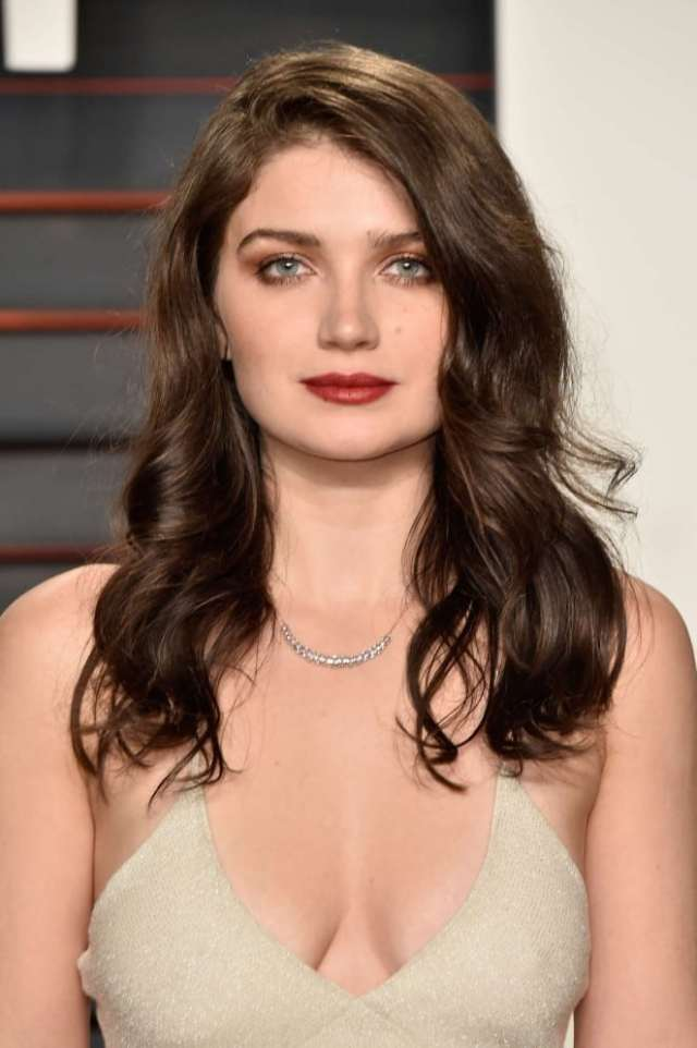Eve Hewson in Red Lips