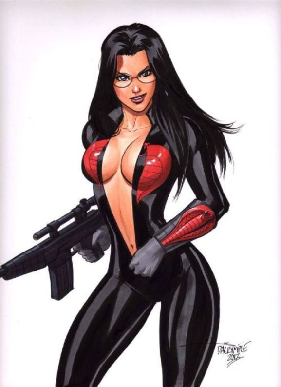 Baroness Cleavage